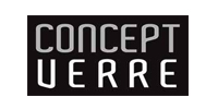 concept verre logo