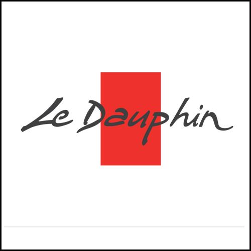 logo le dauphin